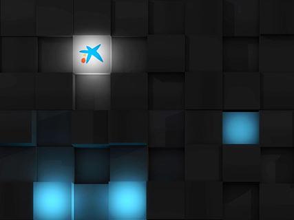 video mapping para la caixa