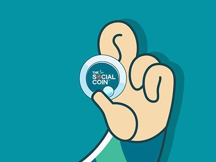The Social Coin video coroprativo